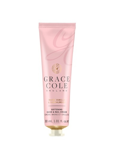 Grace Cole Warm Vanilla & Sandalwood El Kremi 30 ml Renksiz